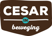 Cesar in beweging
